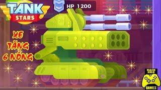 Xe Tăng Bắn Nhau - Siêu Xe Tăng Khổng Lồ - Xe Tăng Chiến Đấu - Monster Tanks - Tank Stars