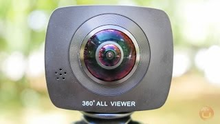 EleCam 360 - Die GÜNSTIGE Alternative zur Samsung Gear 360 im TEST | 4k