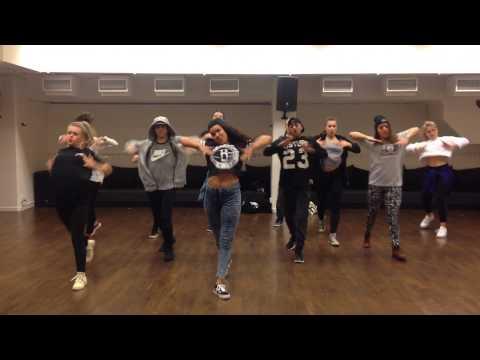 Upgrade U - Beyoncé   Choreography Keisha von Arnold  