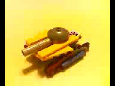 how to make a lego army base