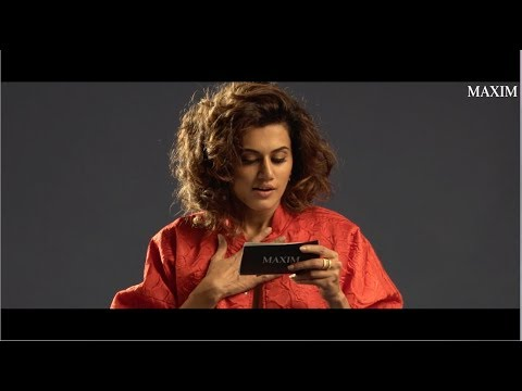 Taapsee Pannu Answers Your Most Searched Questions!