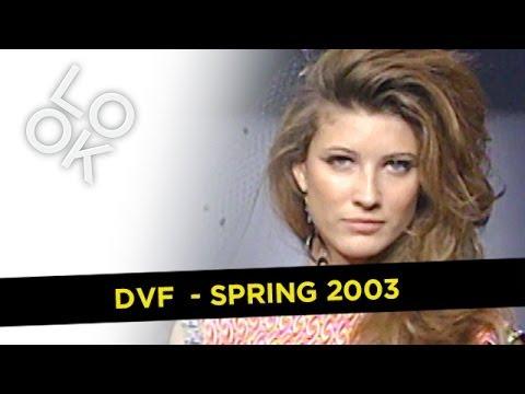 Fashion Flashback: DVF Spring 2003