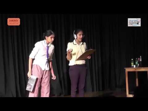 Top three contenders of Deccan Herald Inter-Collegiate Theatre Fete 2017
