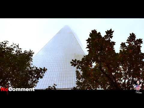2017 - Travel Trip USA - New York - One Trade Center Wall Street Calatrava Oculus