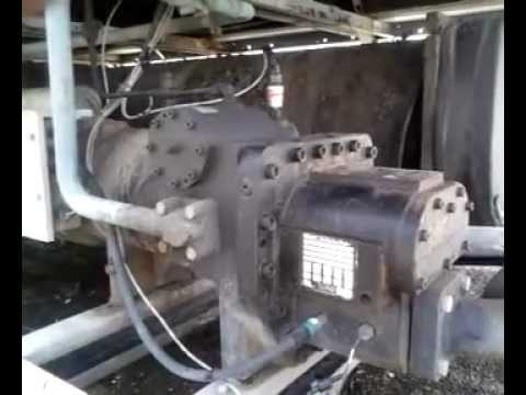 York Screw Compressor Vsd Youtube
