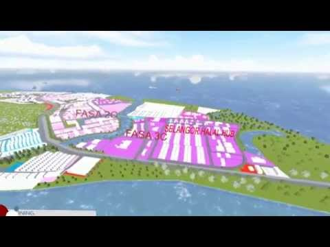 Pulau Indah The Land Of Prospects For The Future-HASA