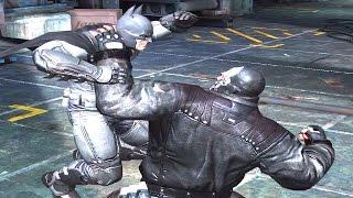 Batman: Arkham Origins (iOS) - Walkthrough Part 8 - The Docks: Most Wanted Challenge
