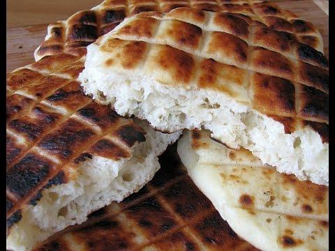 Рецепты хлеб на костре — 7