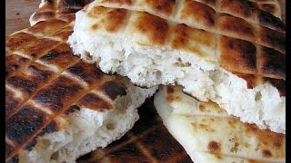 Пырленки (болгарские лепешки на мангале)