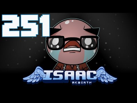 The Binding of Isaac: Rebirth - Let's Play - Episode 251 [Boo]