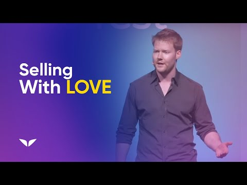 Why Selling Is The Greatest Expression of Love | Jason Campbell