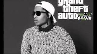 Asap rocky r cali remake instrumental reprod. by Chronic beatz