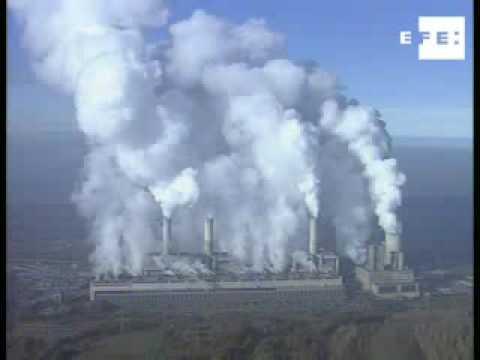 España supera la media mundial de emisiones CO2, según PNUD