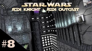 Star Wars Jedi Knight II Jedi Outcast Episode 8: Nar Shadaa : la ville des snipers - Let's Play