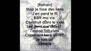 Maître Gims - Zombie (Paroles)