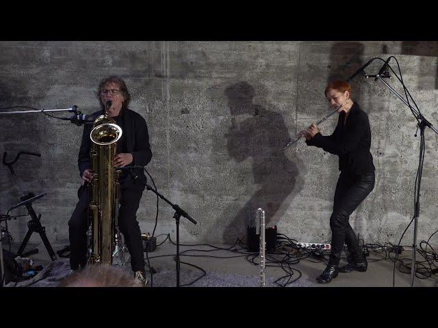 Udo Schindler & Karina Erhard @ Atelier Rosa München 29-08-2020 Teil 2
