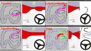 Intention-Net: Integrating Planning and Deep Learning for Goal-Directed Autonomous Navigation