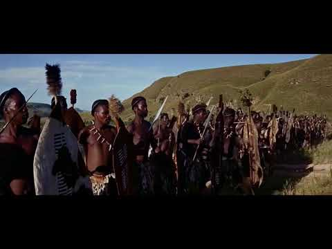 Zulu (1964) - First Zulu Attack Scene