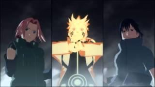 Naruto 火影忍者-戰鬥配樂