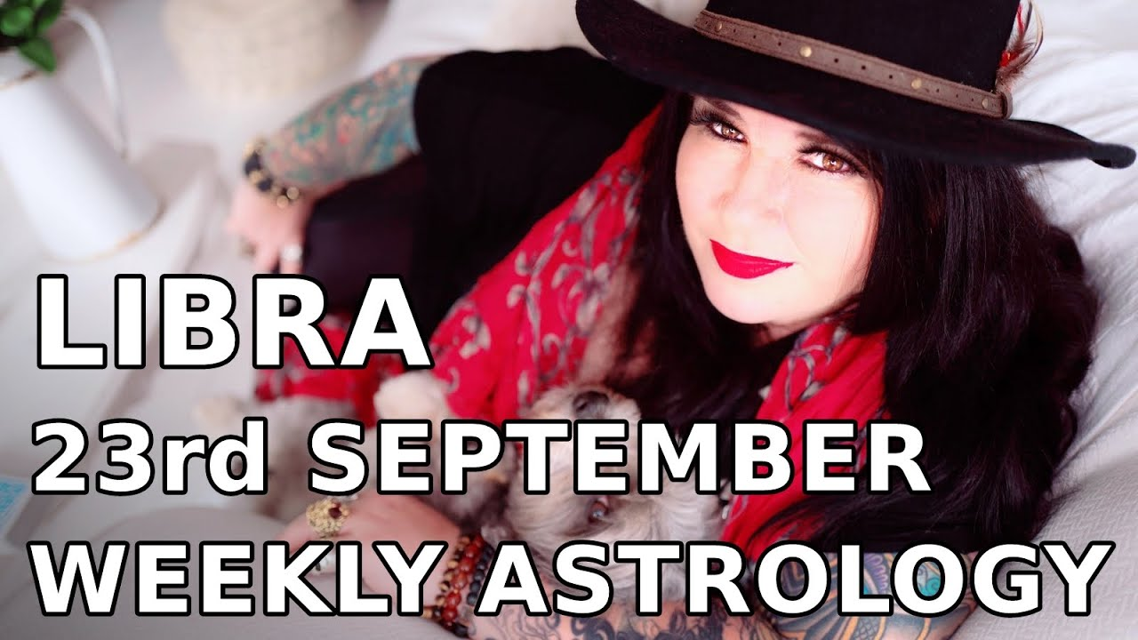 libra weekly astrology forecast october 20 2019 michele knight