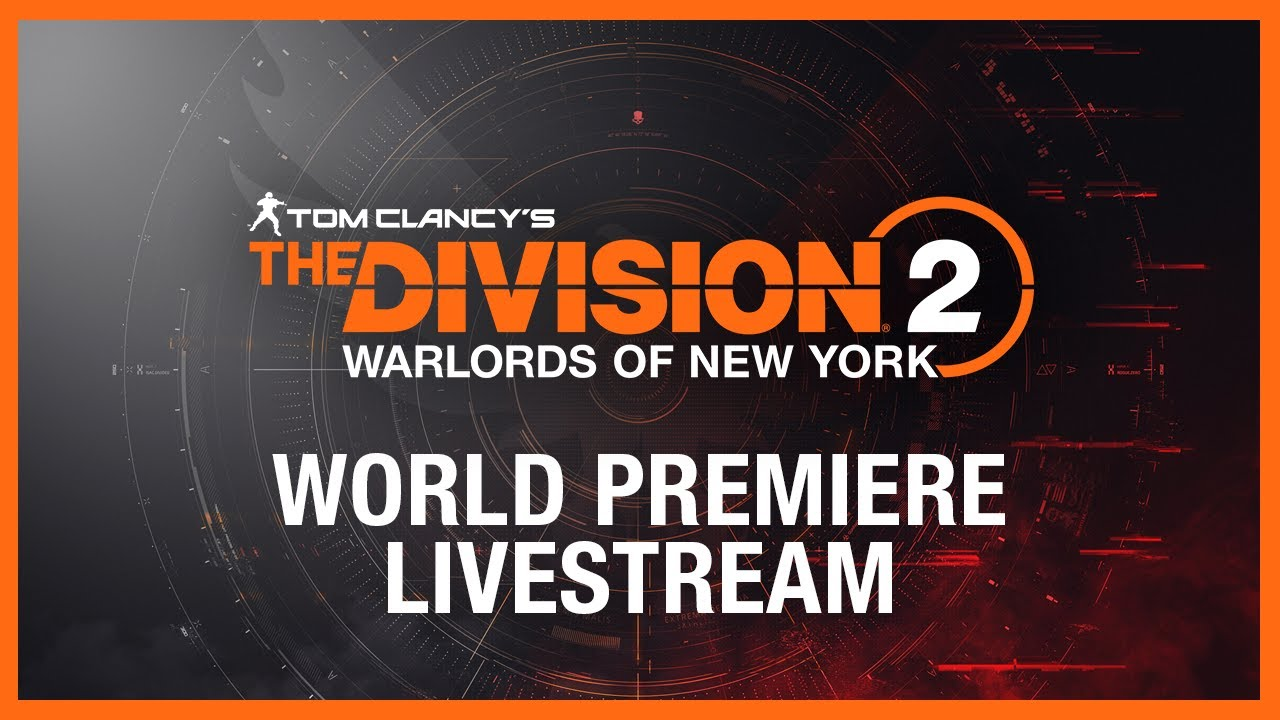 Tom Clancy's The Division 2: World Premiere Livestream | Ubisoft