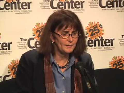 Mara Keisling on the National Center for Transgender Equality ...
