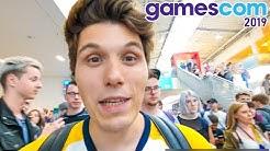 Das GEHEIME Stadia Zimmer auf der Gamescom 2019