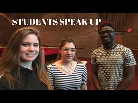 Stop The Violence, Say Students In Derby And Shelton