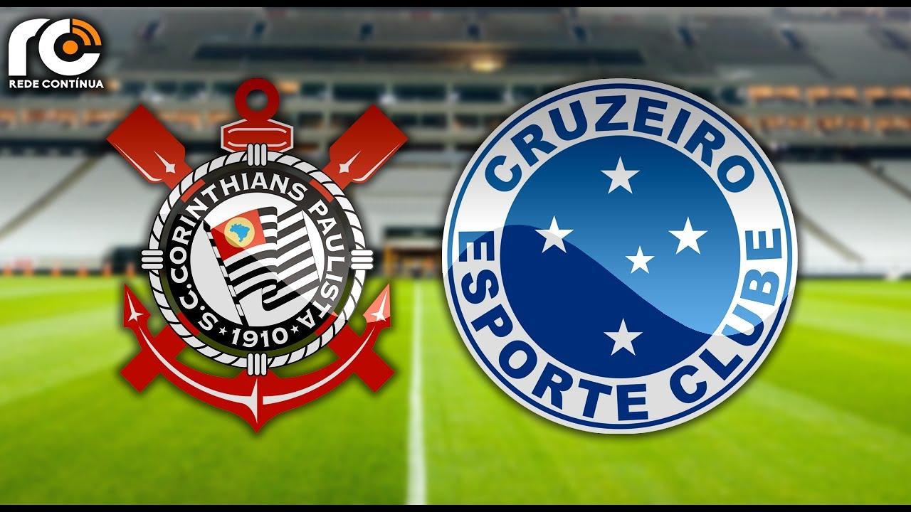 Corinthians X Cruzeiro Ao Vivo Brasileirão