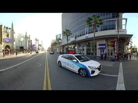 The 2018 Los Angeles Marathon in 360