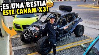 FUIMOS A COMPRAR UN CANAM MAVERICK X3 PARA MI AMIGO.. | ManuelRivera11