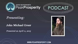 John Michael Greer: The God Of Technological Progress May Well Be Dead