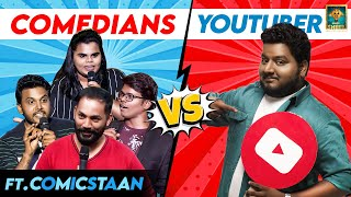 Roast of Comedians & Youtuber | Ft.Comicstaan Contestants | Blacksheep