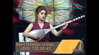 Aytac Berdeli - Baliqlarin sahi olub deryada Kokle Sazi 6 (Lider TV, 19.07.2017)