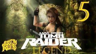 Lara Croft Tomb Raider Legend-серия 5 [Гана-конец.Казахстан-часть1]