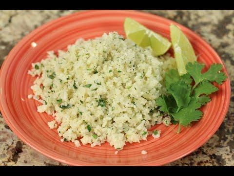 Cilantro Lime Cauliflower