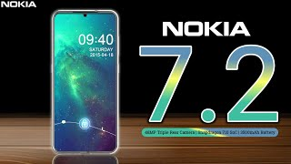 Nokia 7.2 Price,Release date,First Look,Introduction,Specifications,Camera,Features,Trailer