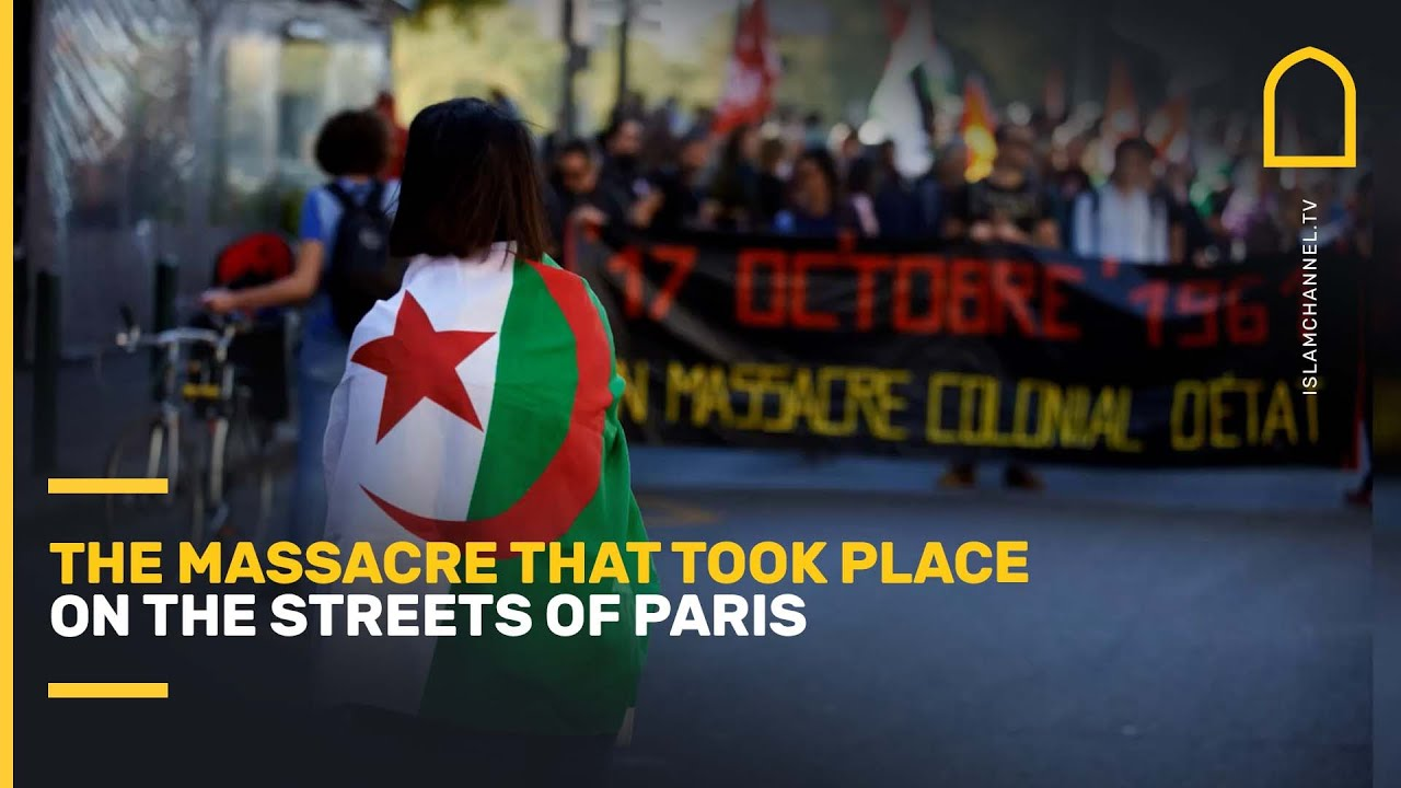 Download The massacre that took place on the streets of Paris