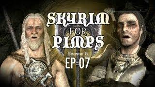 Skyrim For Pimps - Wuuthrad (S5E07) - Companions Walkthrough