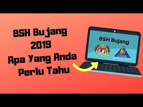BSH Bujang 2019 [BSH2019]- Apa Yang Anda Perlu Tahu