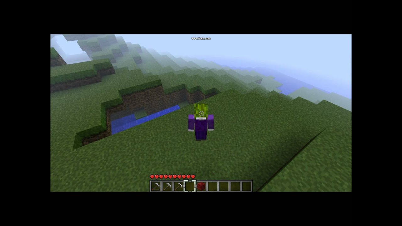 Minecraft Skins The Joker YouTube - Skins para minecraft pe joker