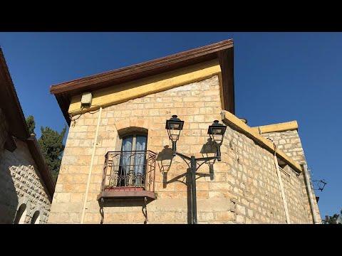 Walking In Old Safed(Zefat), Upper Galilee, Israel. August 2020