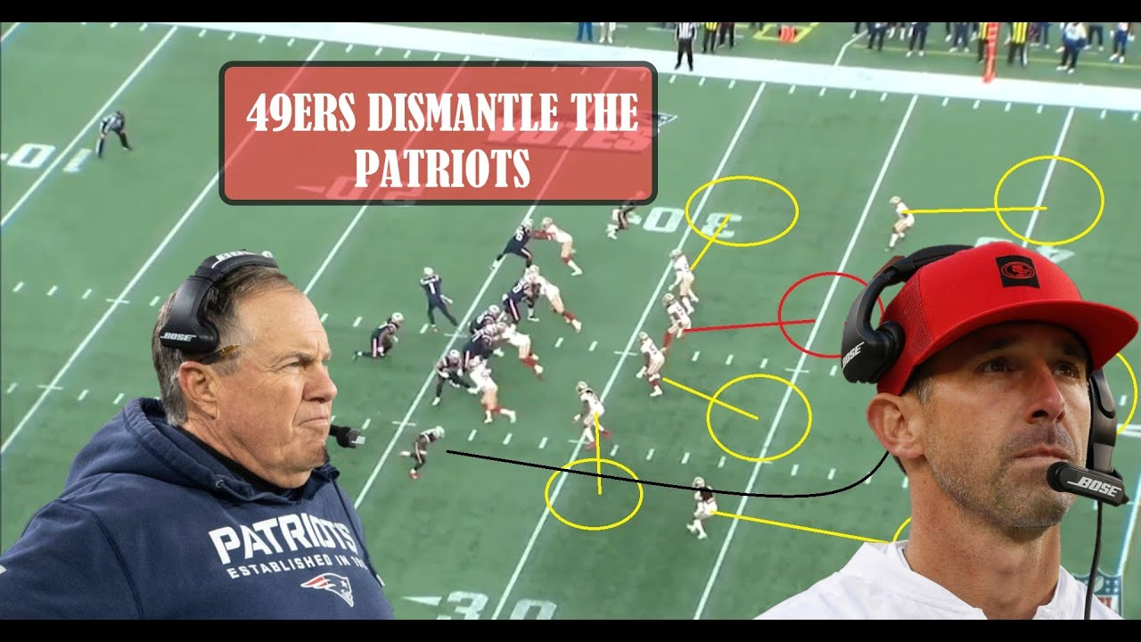 49ers Playbook: SF dominates Patriots