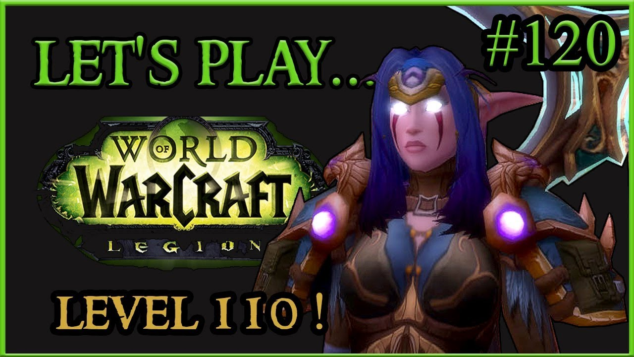 let s play world of warcraft part 120 night elf druid archdruid