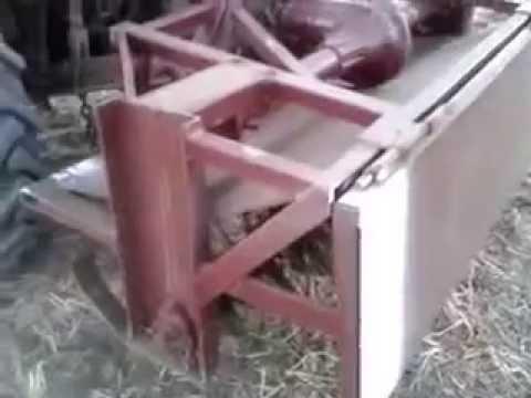 Навесное оборудование к минитракторам