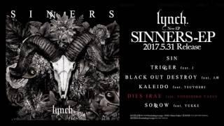 『SINNERS-EP』 全曲試聴動画 / lynch.