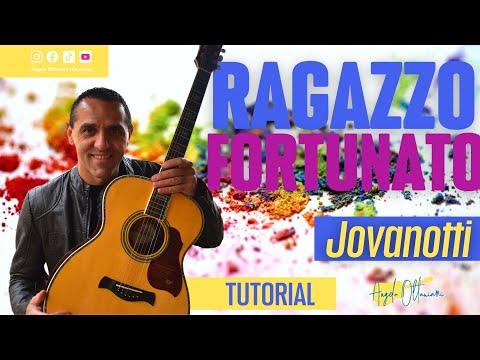 Ragazzo Fortunato - Jovanotti