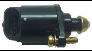 How to Replace the Idle Air Control Valve (IAC). Van Life Texas