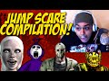 [HILARIOUS! / SCARY] JUMP SCARE COMPILATION!