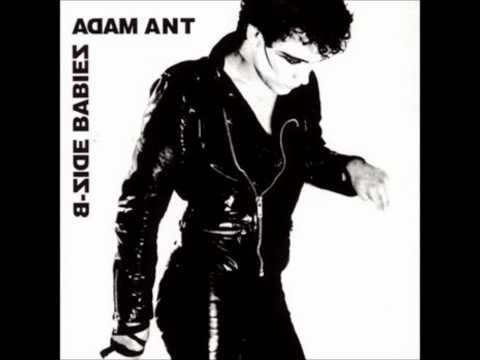 Adam and the Ants - B-Side Baby
